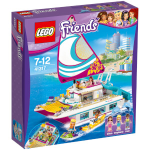 LEGO Friends: Le catamaran (41317)