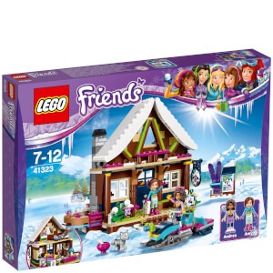 LEGO Friends: Wintersport chalet (41323)