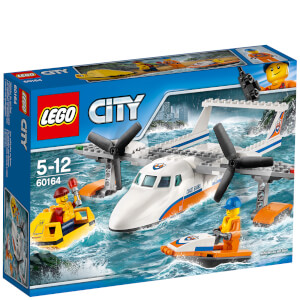 LEGO City: L'hydravion de secours en mer (60164)