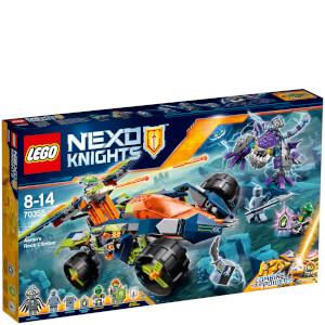 LEGO Nexo Knights: Aaron's Rock Climber (70355)
