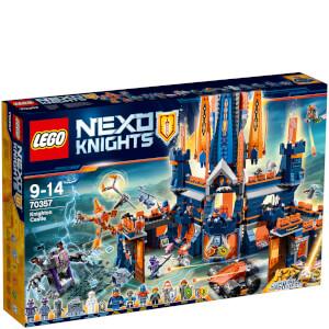 LEGO Nexo Knights: Le Château de Knighton (70357)