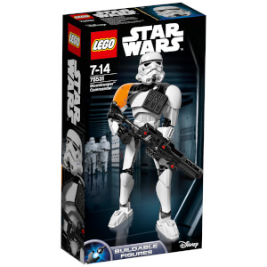 LEGO Star Wars: Stormtrooper Commander (75531)