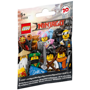LEGO Ninjago Movie: Minifigures (71019)