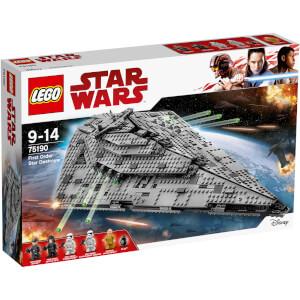 LEGO Star Wars Episode VIII: Premier Ordre Star Destroyer (75190)