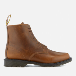 Dr. Martens Men's Oscar Eldritch Leather Lace Up Boots - Butterscotch