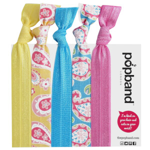 Popband London Hairties - Paisley Park
