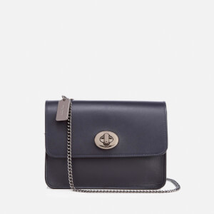 Coach Women's Bowery Cross Body Bag - Navy