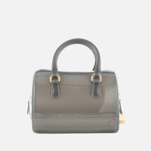 Furla Women's Candy Cookie Satchel Bag - Nebbia