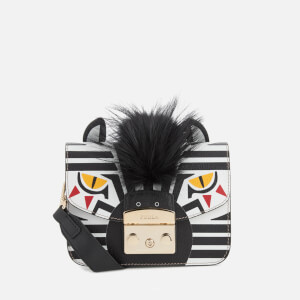 Furla Women's Metropolis Jungle Mini Cross Body Bag - Toni Petalo