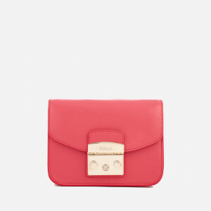 Furla Women's Metropolis Mini Cross Body Bag - Rosa C