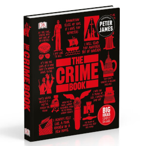 The Crime Book : Big Ideas Simply Explained