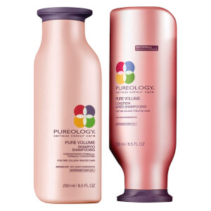 Pureology Pure Volume Shampoo and Conditioner Duo (250ml x 2)