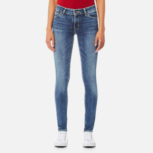 Levi's Women's 711 Skinny Antiqued Jeans - Antiqued