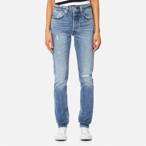Levi's Women's 501 Skinny Jeans - Post Modern Blues