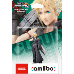 Cloud (Player 2) No.58 amiibo