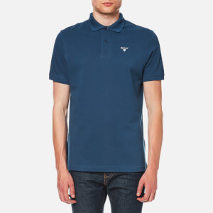 Barbour Men's Sport Polo Shirt - Deep Blue