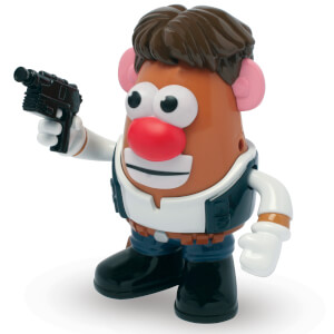Figurine Mr Patate Han Solo Star Wars - Poptater