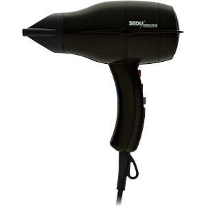 Sedu Revolution Hair Dryer - Black (4000i)