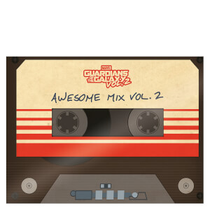 Impression sur Toile Gardiens de la Galaxie Vol.2 (Awesome Mix Vol. 2)