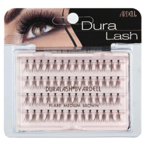 Ardell Flare Individual Lashes Medium Black