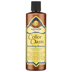 BaByliss PRO Argan Oil Color Oasis Smoothing Shampoo 350ml