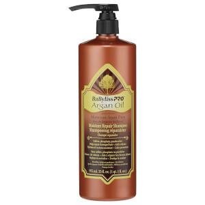 BaByliss PRO Argan Oil Moisture Repair Shampoo 975ml