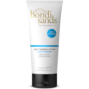 Bondi Sands Self Tanning Lotion - Light/Medium 200ml