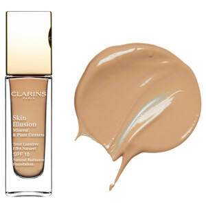 Clarins Skin Illusion Natural Radiance Foundation SPF10 #114 Cappuccino 30ml