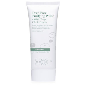 Coast to Coast Rainforest Deep Pore Purifying Polish 100ml