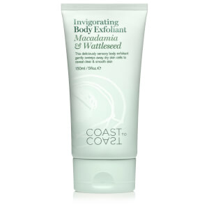 Coast to Coast Rainforest Invigorating Body Exfoliant 150ml