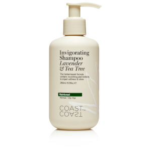 Coast to Coast Rainforest Invigorating Shampoo 250ml