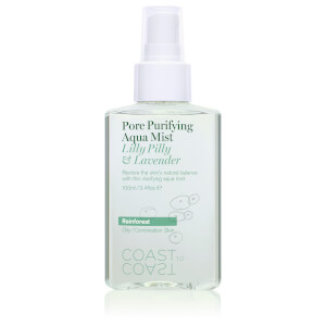 Coast to Coast Rainforest Pore Purifying Aqua Mist 100ml
