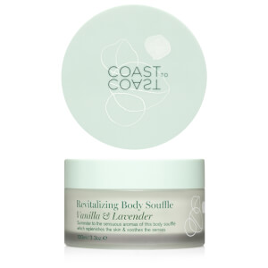 Coast to Coast Rainforest Revitalizing Body Souffle 100ml