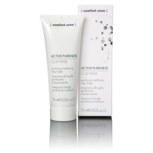 Comfort Zone Active Pureness Purifying Mattifying Clay Mask 75ml