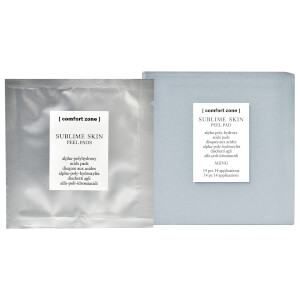 Comfort Zone Sublime Skin Regenerating Peel Pads - 14 Pieces