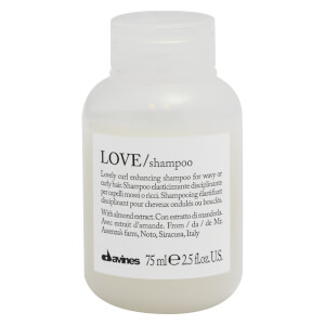 Davines LOVE Curl Enhancing Shampoo 75ml