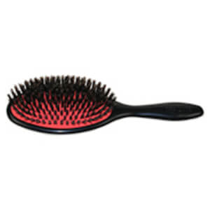 Denman Grooming Natural Bristle Brush Large