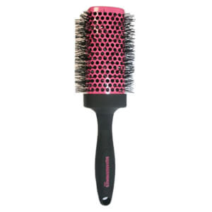 Denman Squargonomics 53mm Brush with Hangtab - Pink