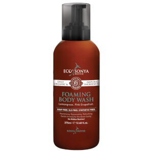 Eco Tan Foaming Body Wash 375ml