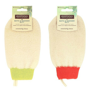 EcoTools Bath & Shower Mitt - Assorted Colours