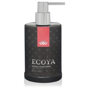 ECOYA Guava & Lychee Sorbet Hand & Body Wash 500ml