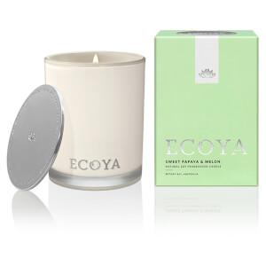 ECOYA Sweet Papaya & Melon Madison Candle - Limited Edition