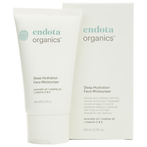 Endota Spa Deep Hydration Face Moisturiser 60ml