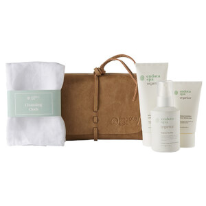 Endota Spa Organics Hydrating Skincare Pack