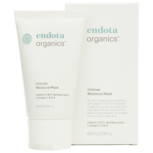 Endota Spa Intense Moisture Mask With Brush 60ml
