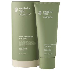 Endota Spa Organics Vanilla And Macadamia Body Drink 180ml