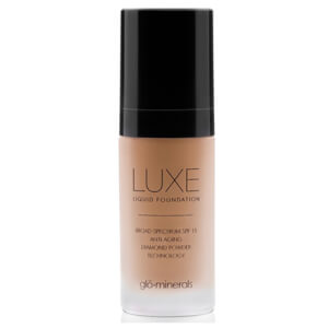 glo minerals Luxe Liquid Foundation SPF15 - Truffle 30ml