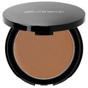 glo minerals Pressed Base Cocoa-Light 9.9gm