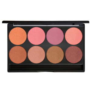 Gorgeous Cosmetics 8 Pan Everyday Blush Palette