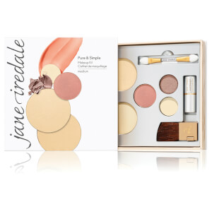 jane iredale Pure & Simple Makeup Kit - Medium